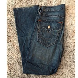Size 31 men's true religion jeans